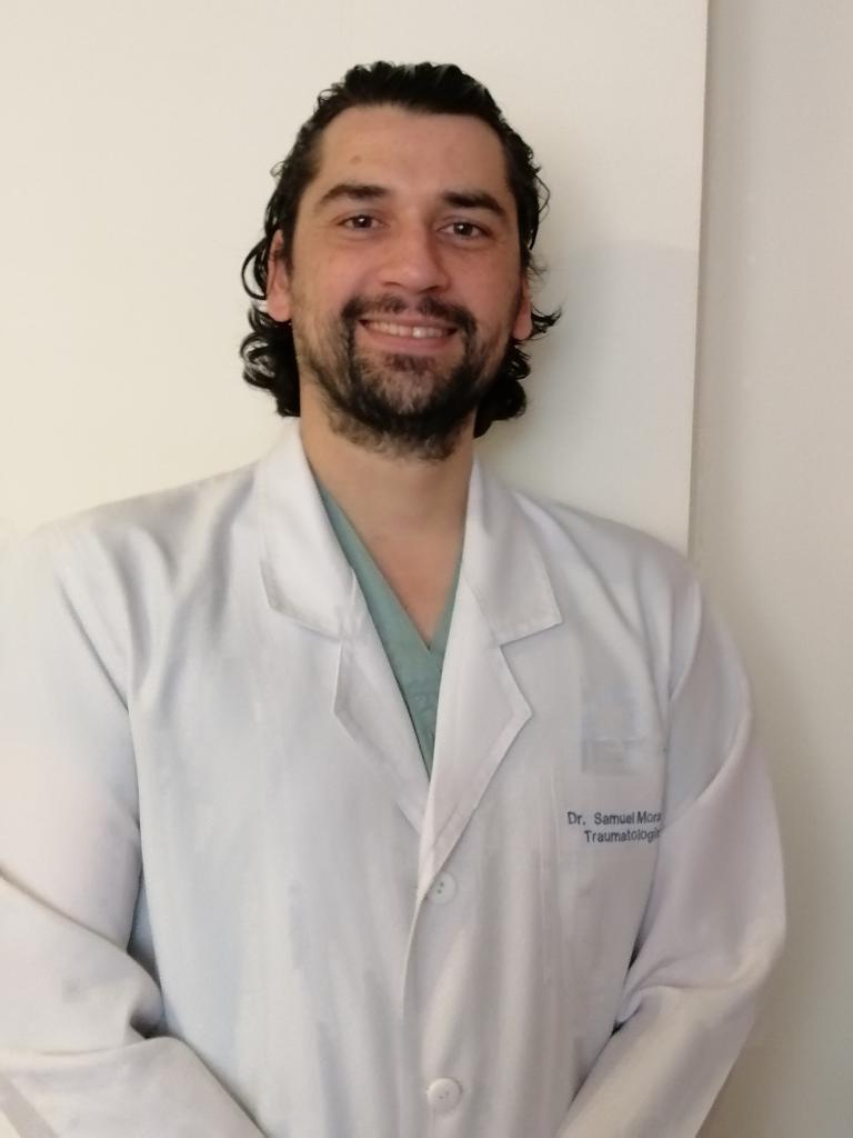 Dr. Samuel Mora Morgado.